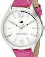 Tommy Hilfiger Women's 1781544 Casual Sport Analog Display Quartz Pink Watch