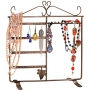 Bronze Jewelry Holder, Jewelry Stand for Earrings / Necklaces / Bracelets